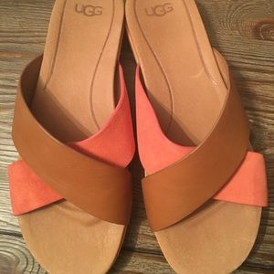 Ugg Sandals *Like New* Size 8